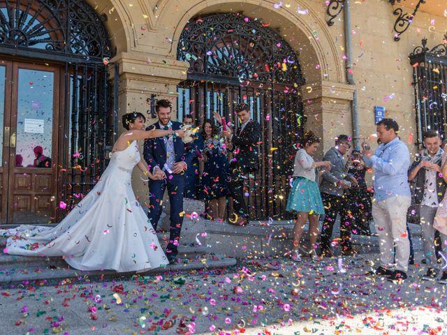 La boda de Iñaki y Tamara en Getxo, Vizcaya 26