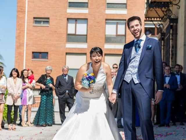La boda de Iñaki y Tamara en Getxo, Vizcaya 27