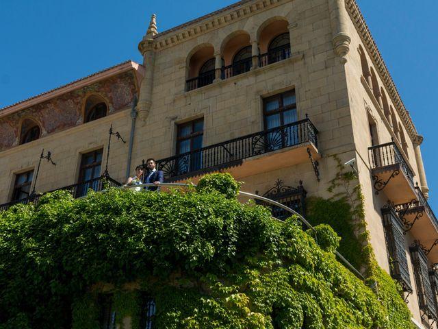 La boda de Iñaki y Tamara en Getxo, Vizcaya 31