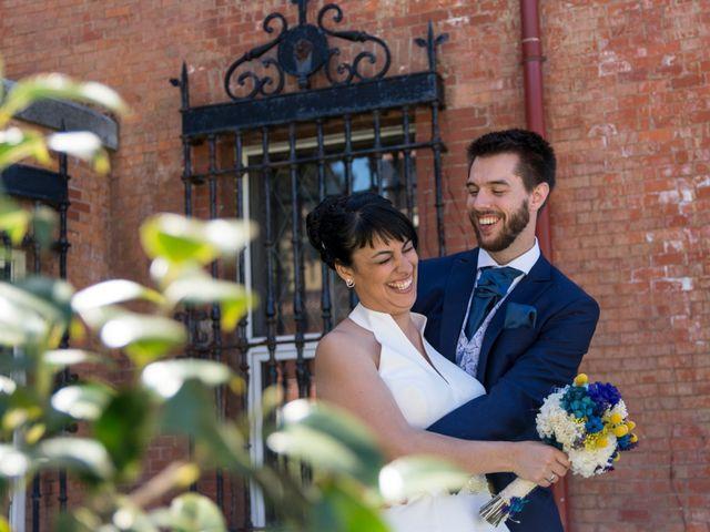 La boda de Iñaki y Tamara en Getxo, Vizcaya 34