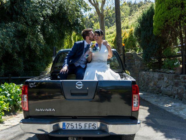 La boda de Iñaki y Tamara en Getxo, Vizcaya 38