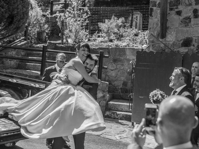 La boda de Iñaki y Tamara en Getxo, Vizcaya 39