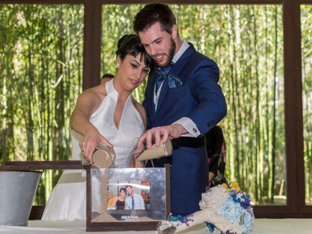 La boda de Iñaki y Tamara en Getxo, Vizcaya 41