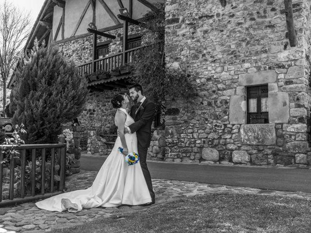 La boda de Iñaki y Tamara en Getxo, Vizcaya 45