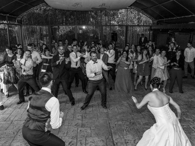 La boda de Iñaki y Tamara en Getxo, Vizcaya 54