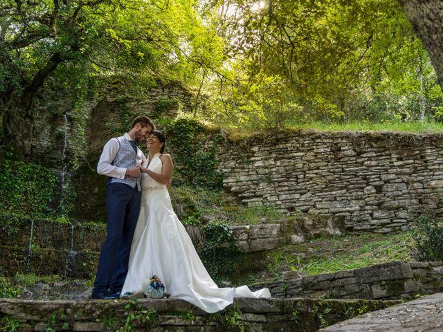 La boda de Tamara y Iñaki