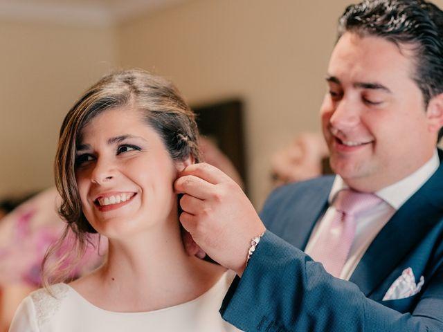 La boda de Julio y Cecilia en Villarrubia De Los Ojos, Ciudad Real 25
