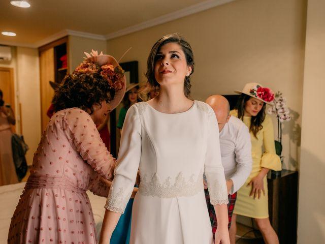 La boda de Julio y Cecilia en Villarrubia De Los Ojos, Ciudad Real 34