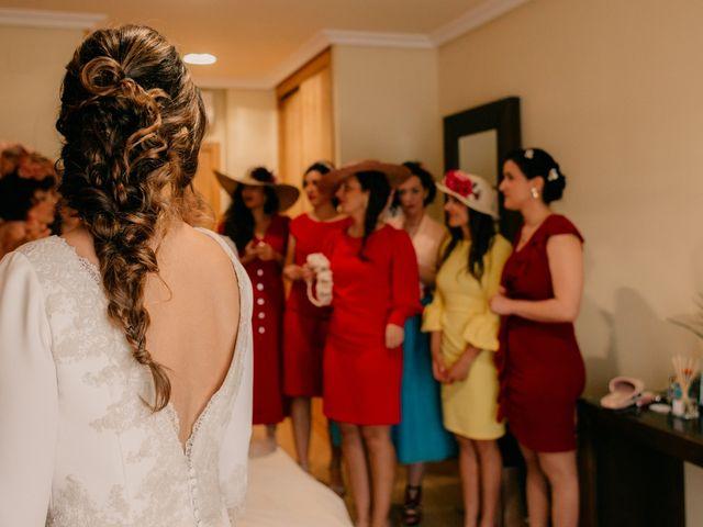 La boda de Julio y Cecilia en Villarrubia De Los Ojos, Ciudad Real 36