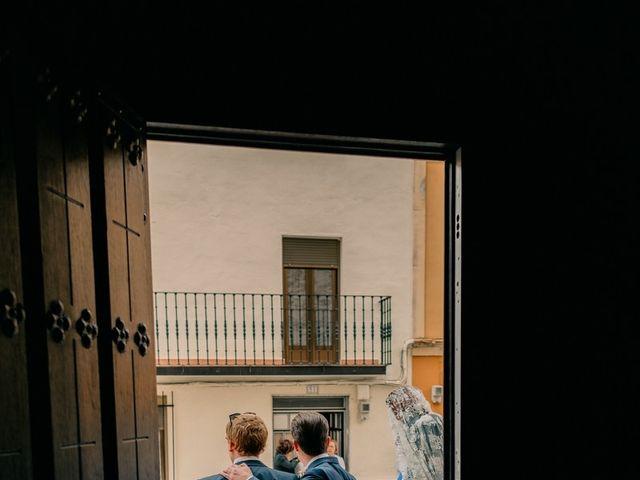 La boda de Julio y Cecilia en Villarrubia De Los Ojos, Ciudad Real 44