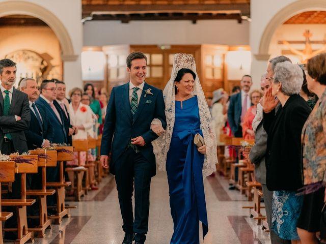 La boda de Julio y Cecilia en Villarrubia De Los Ojos, Ciudad Real 47