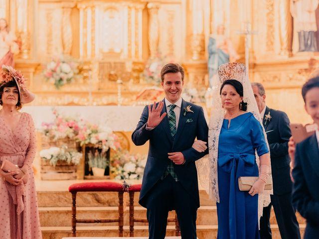 La boda de Julio y Cecilia en Villarrubia De Los Ojos, Ciudad Real 50