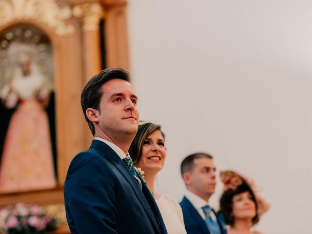 La boda de Julio y Cecilia en Villarrubia De Los Ojos, Ciudad Real 55