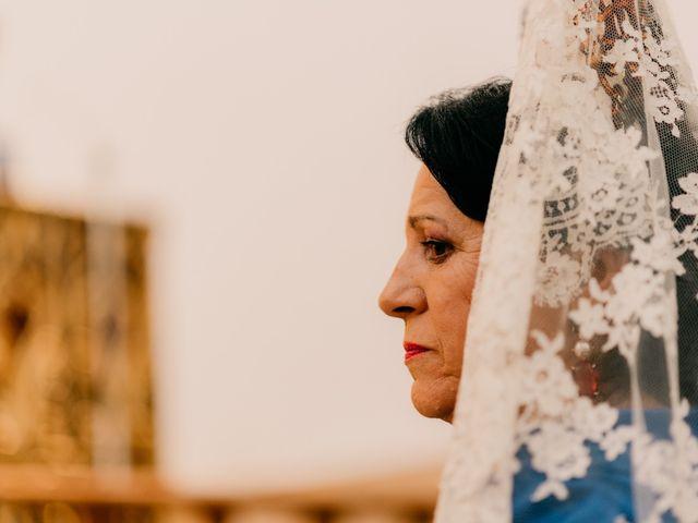 La boda de Julio y Cecilia en Villarrubia De Los Ojos, Ciudad Real 56