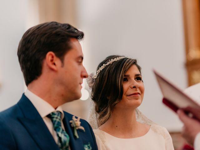 La boda de Julio y Cecilia en Villarrubia De Los Ojos, Ciudad Real 60