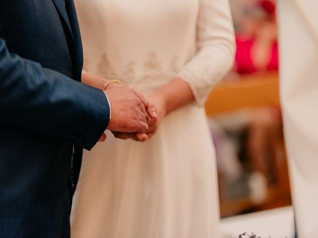 La boda de Julio y Cecilia en Villarrubia De Los Ojos, Ciudad Real 61