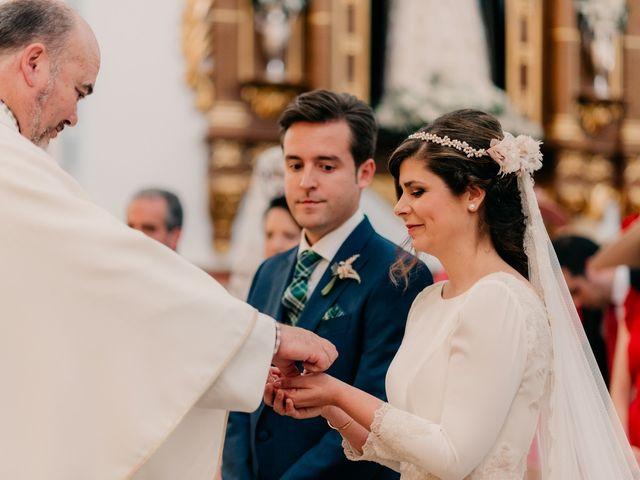 La boda de Julio y Cecilia en Villarrubia De Los Ojos, Ciudad Real 70