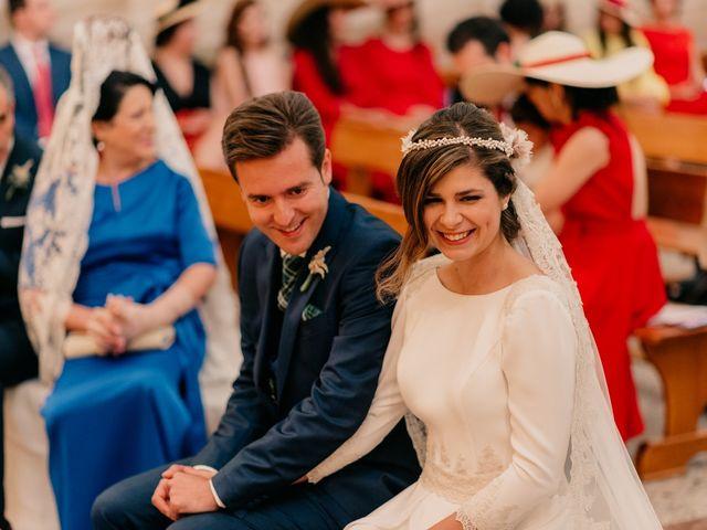 La boda de Julio y Cecilia en Villarrubia De Los Ojos, Ciudad Real 71