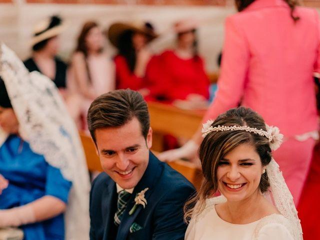 La boda de Julio y Cecilia en Villarrubia De Los Ojos, Ciudad Real 72