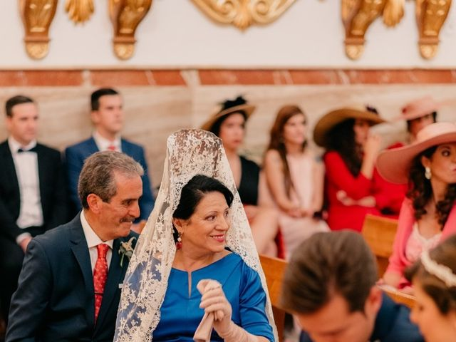 La boda de Julio y Cecilia en Villarrubia De Los Ojos, Ciudad Real 73