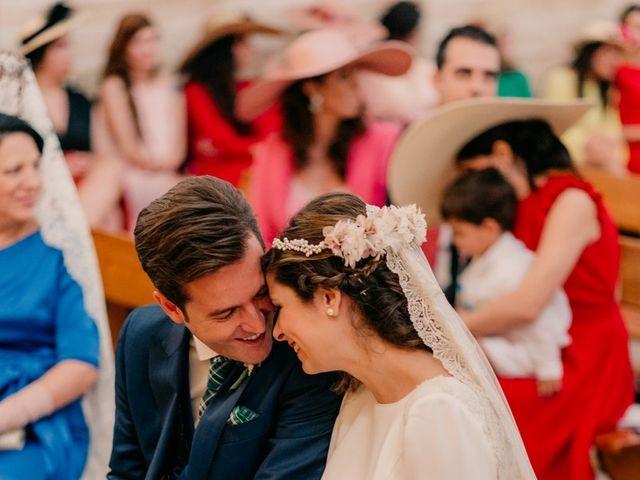 La boda de Julio y Cecilia en Villarrubia De Los Ojos, Ciudad Real 74