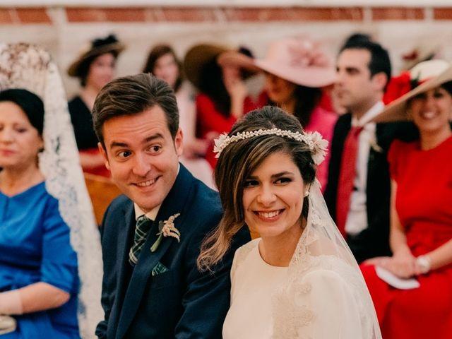 La boda de Julio y Cecilia en Villarrubia De Los Ojos, Ciudad Real 77