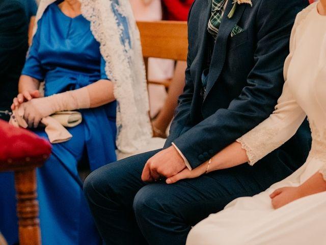 La boda de Julio y Cecilia en Villarrubia De Los Ojos, Ciudad Real 81