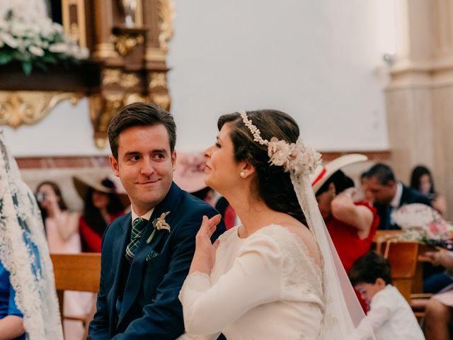 La boda de Julio y Cecilia en Villarrubia De Los Ojos, Ciudad Real 82