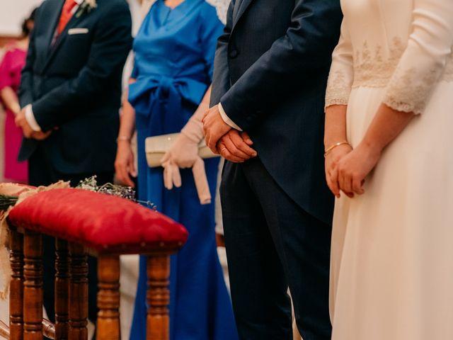 La boda de Julio y Cecilia en Villarrubia De Los Ojos, Ciudad Real 85