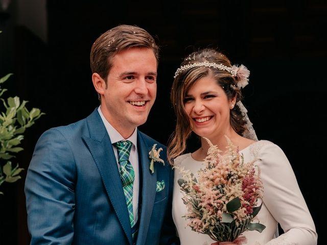 La boda de Julio y Cecilia en Villarrubia De Los Ojos, Ciudad Real 89