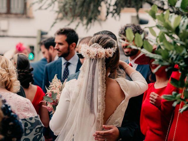 La boda de Julio y Cecilia en Villarrubia De Los Ojos, Ciudad Real 92