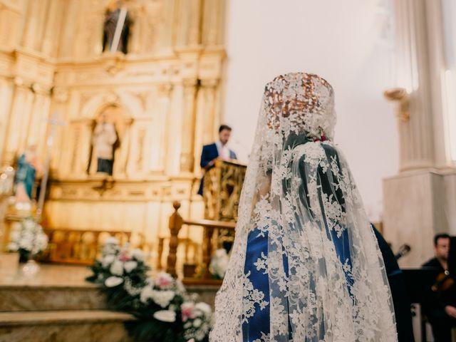 La boda de Julio y Cecilia en Villarrubia De Los Ojos, Ciudad Real 101