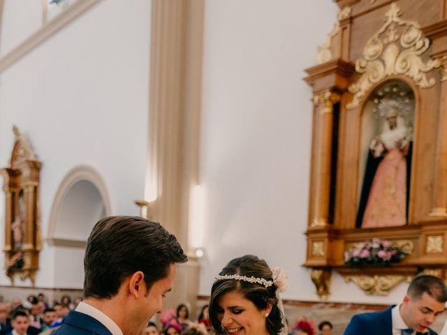 La boda de Julio y Cecilia en Villarrubia De Los Ojos, Ciudad Real 102