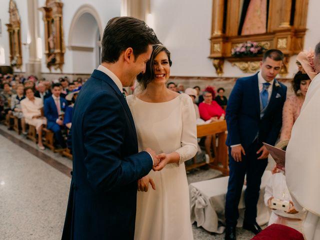 La boda de Julio y Cecilia en Villarrubia De Los Ojos, Ciudad Real 103