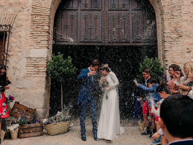 La boda de Julio y Cecilia en Villarrubia De Los Ojos, Ciudad Real 106