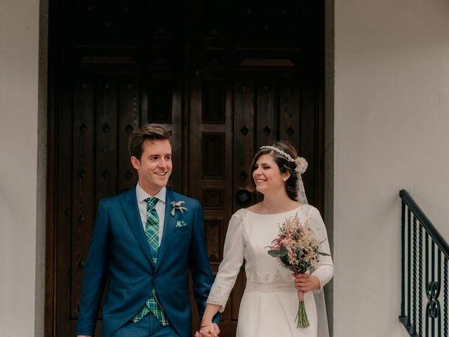 La boda de Julio y Cecilia en Villarrubia De Los Ojos, Ciudad Real 110