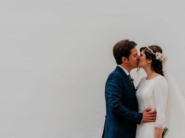 La boda de Julio y Cecilia en Villarrubia De Los Ojos, Ciudad Real 111