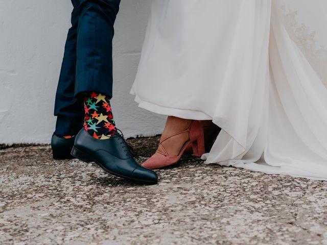 La boda de Julio y Cecilia en Villarrubia De Los Ojos, Ciudad Real 112