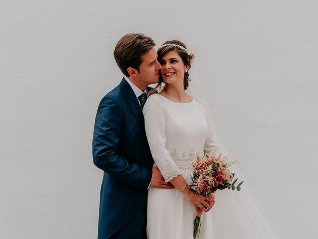 La boda de Julio y Cecilia en Villarrubia De Los Ojos, Ciudad Real 113