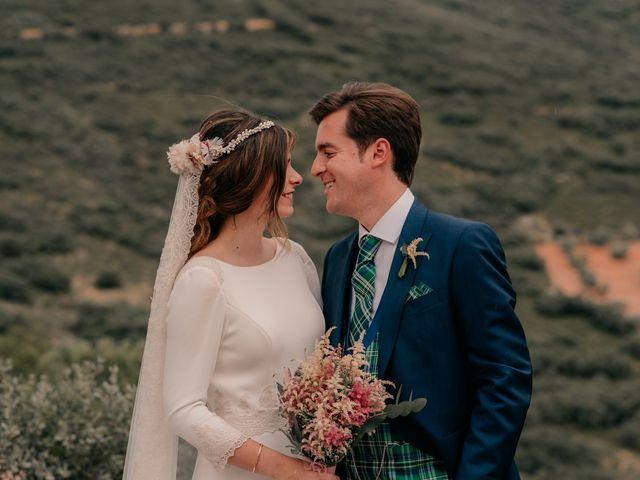 La boda de Julio y Cecilia en Villarrubia De Los Ojos, Ciudad Real 114