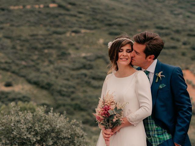 La boda de Julio y Cecilia en Villarrubia De Los Ojos, Ciudad Real 115