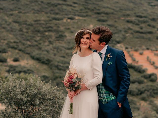 La boda de Julio y Cecilia en Villarrubia De Los Ojos, Ciudad Real 116