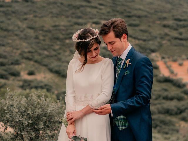 La boda de Julio y Cecilia en Villarrubia De Los Ojos, Ciudad Real 117