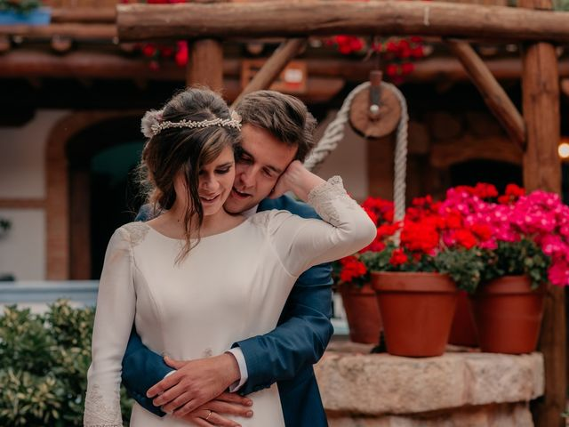 La boda de Julio y Cecilia en Villarrubia De Los Ojos, Ciudad Real 121