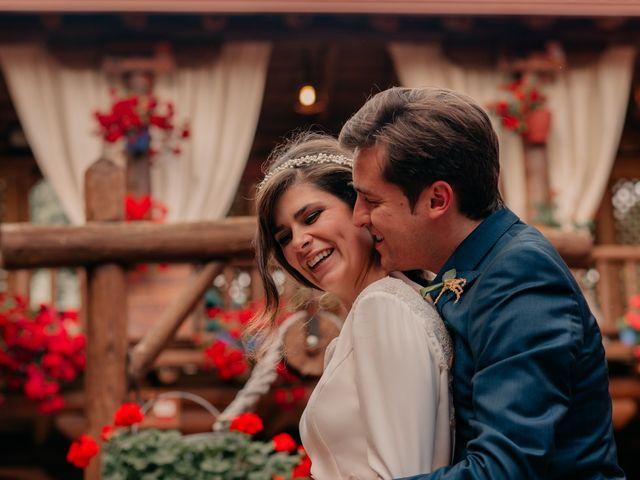La boda de Julio y Cecilia en Villarrubia De Los Ojos, Ciudad Real 123