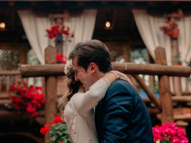La boda de Julio y Cecilia en Villarrubia De Los Ojos, Ciudad Real 124