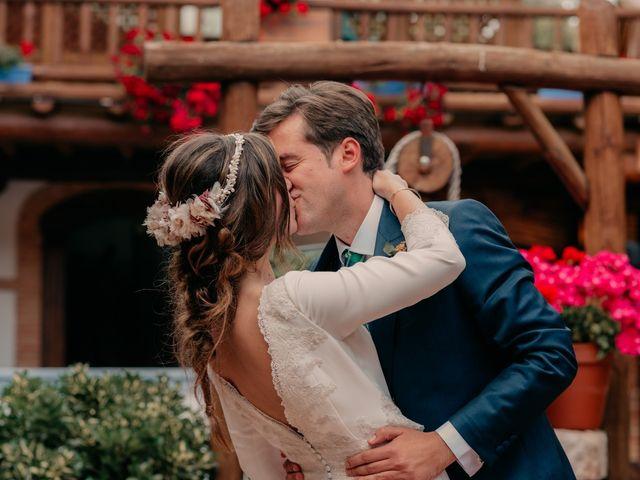 La boda de Julio y Cecilia en Villarrubia De Los Ojos, Ciudad Real 125