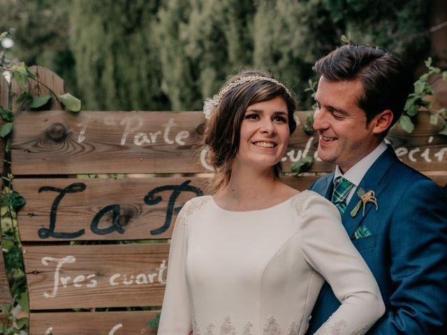 La boda de Julio y Cecilia en Villarrubia De Los Ojos, Ciudad Real 128