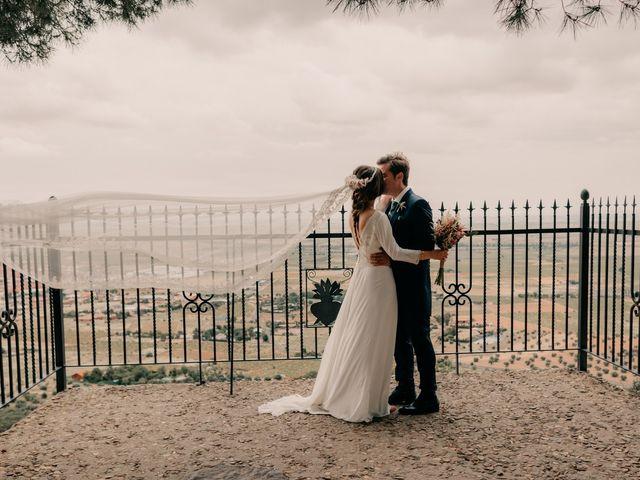 La boda de Julio y Cecilia en Villarrubia De Los Ojos, Ciudad Real 131