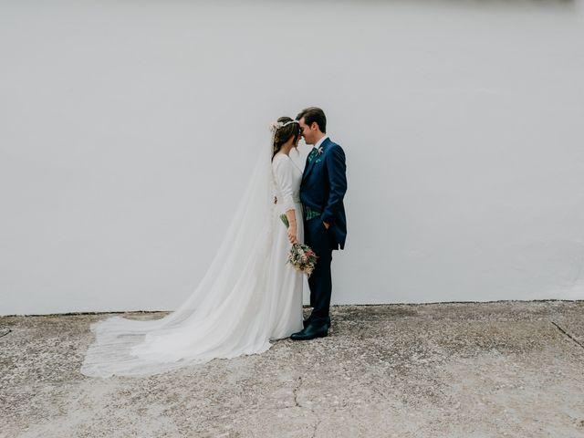 La boda de Julio y Cecilia en Villarrubia De Los Ojos, Ciudad Real 134